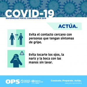 COVID-19. OMS.